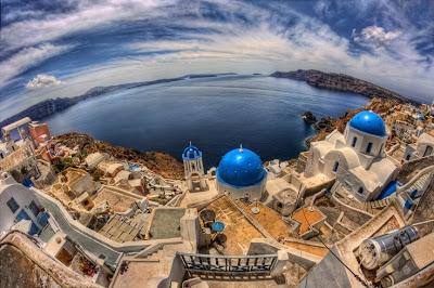 Foto: Santorini