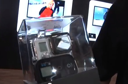 GoPro Hero 3+ preview op de ISPO 2014