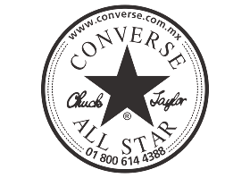 Logo Converse All Star Vector