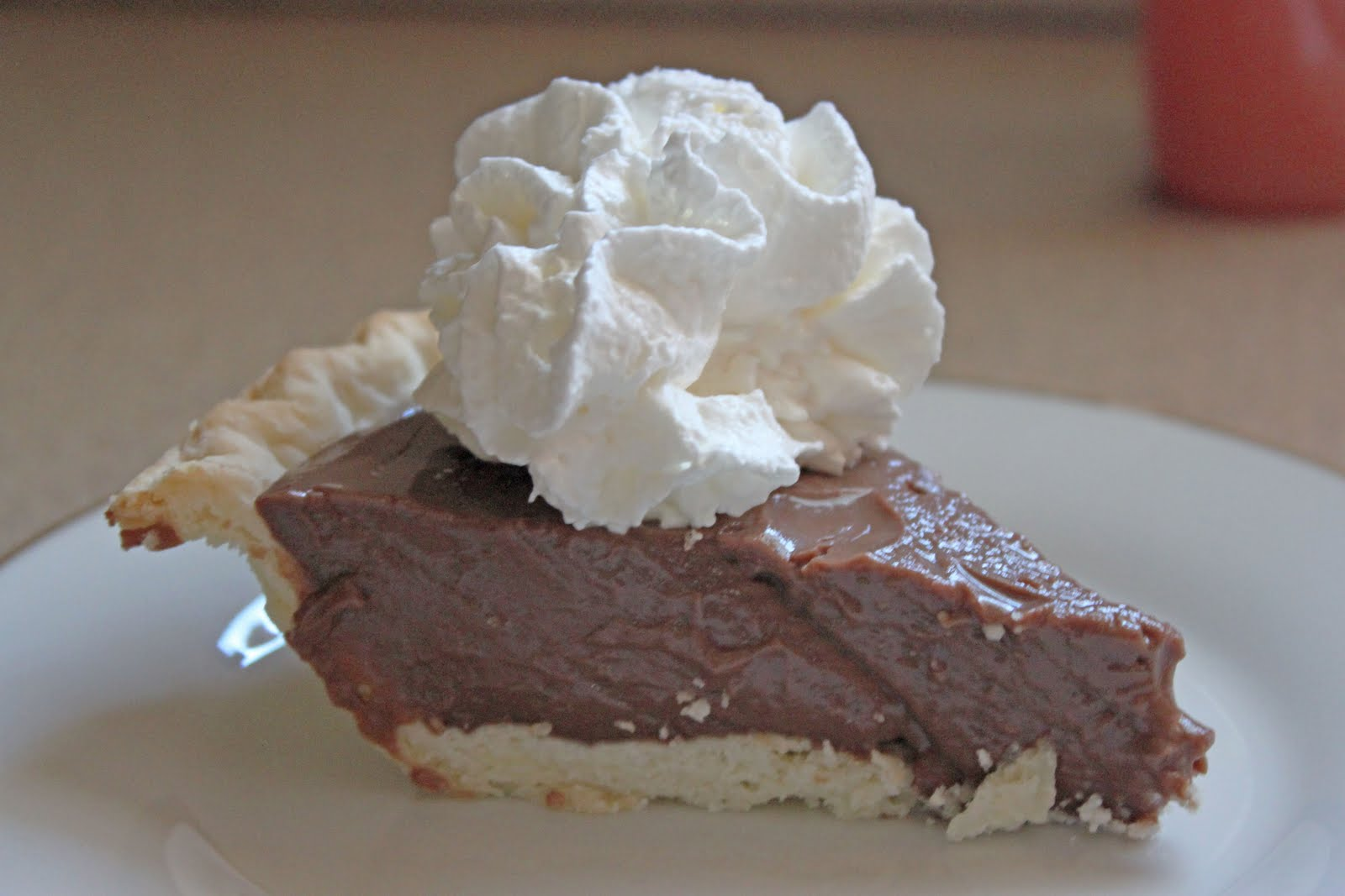 The Recipe Nut | Best Recipes and Cooking Ideas: Chocolate Cream Pie