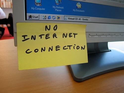 Apa yang dapat kita lakukan tanpa koneksi internet?