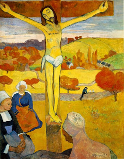 Gauguin - le Christ jaune