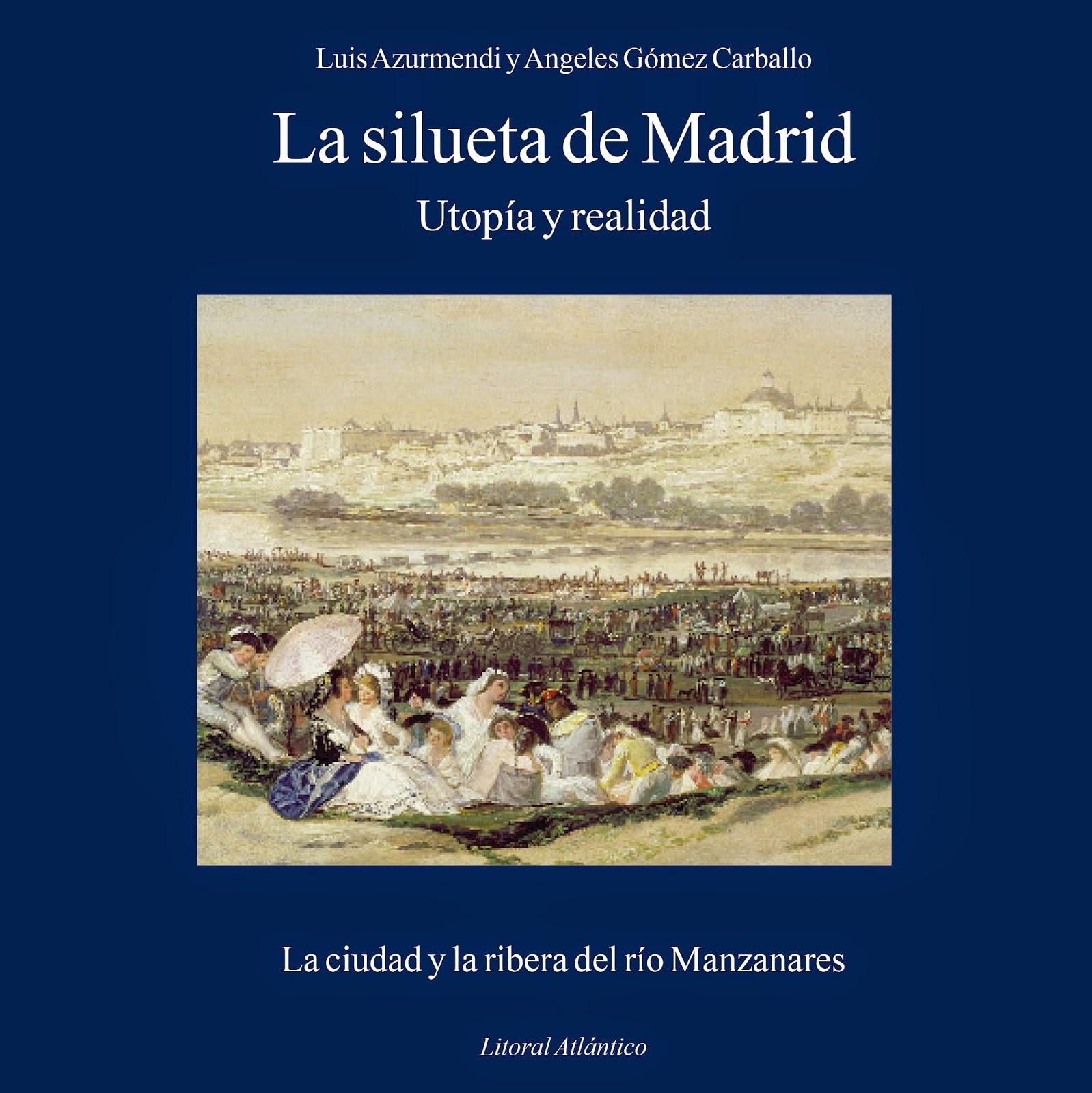 La silueta de Madrid
