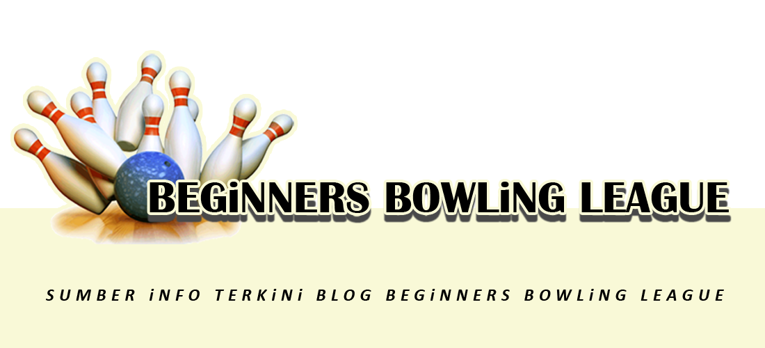 Beginners Bowling League