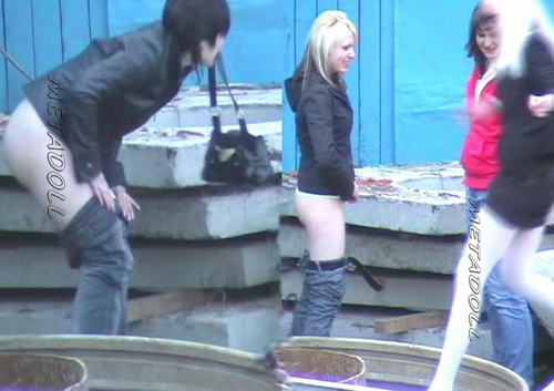 PissHunters 5500-5599 (Outdoor Peeing Voyeur, Toilet Hidden Cams)