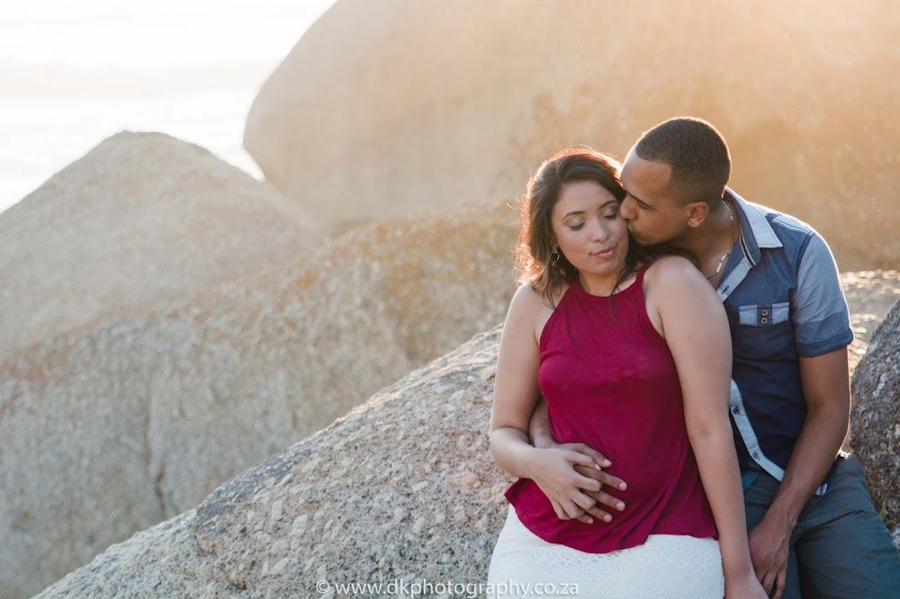DK Photography CCD_1886 Preview ~ Melissa & Garth's Engagement Shoot in Suikerbossie Forest & Llandudno Beach  Cape Town Wedding photographer