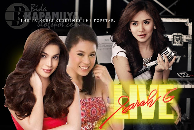 Sarah, Toni and Anne on a Showdown this October 28 in Sarah G Live!