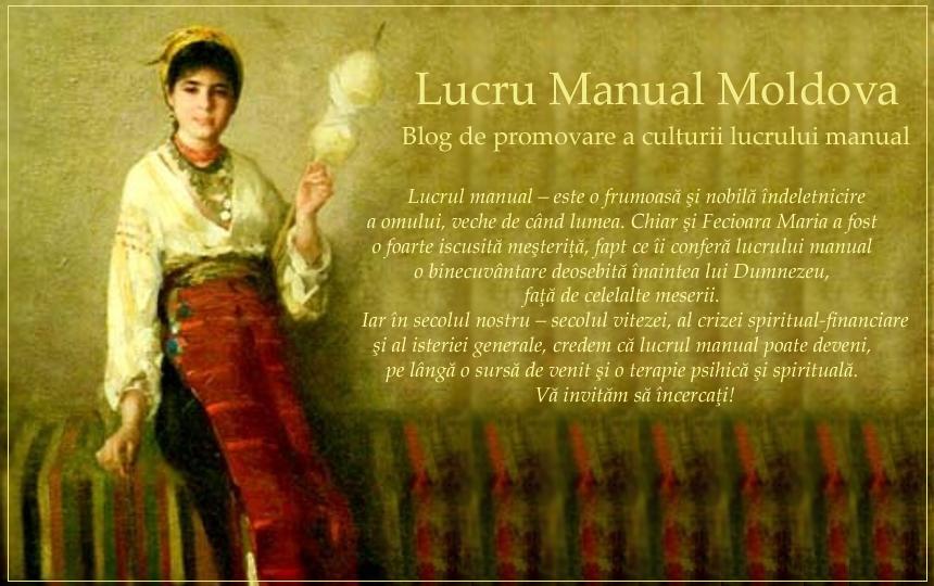 Lucru Manual Moldova