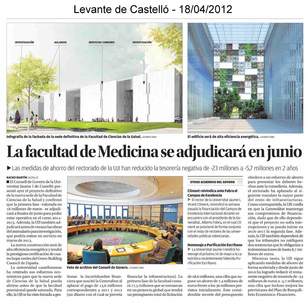 Blog gad arquitectura noticias de prensa nuevo proyecto Noticias de arquitectura recientes