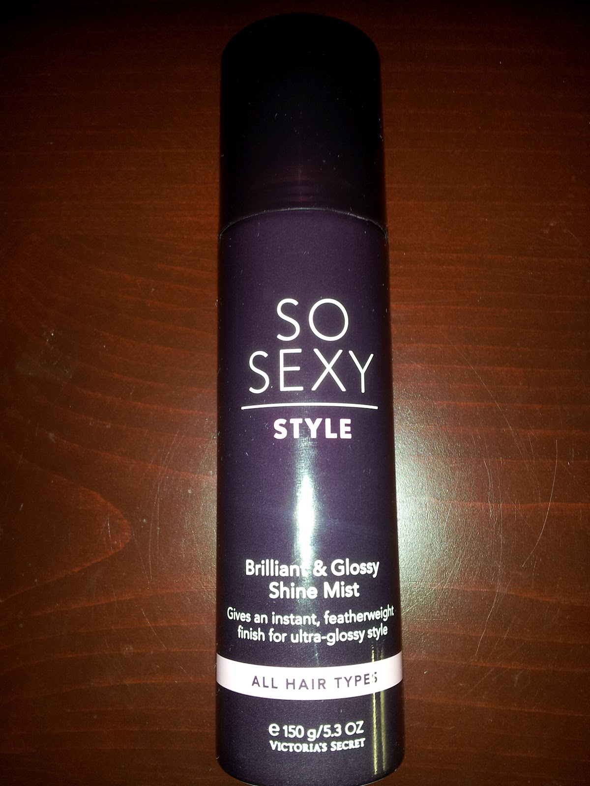 Victoria secret so sexy hair spray
