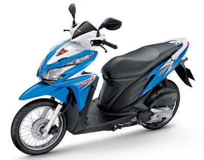 2015 Honda Motorcycles Models