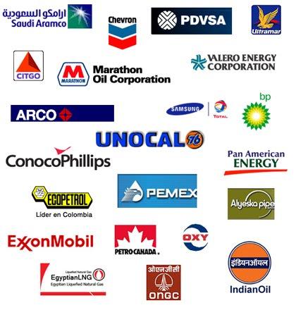 Oil And Gas Company Logos | www.pixshark.com - Images ...