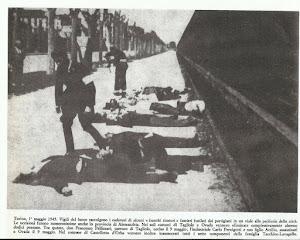 """La foto  è tratta da: """"Storia della guerra civile in Italia"""", di Giorgio Pisanò, Milano 1966"""