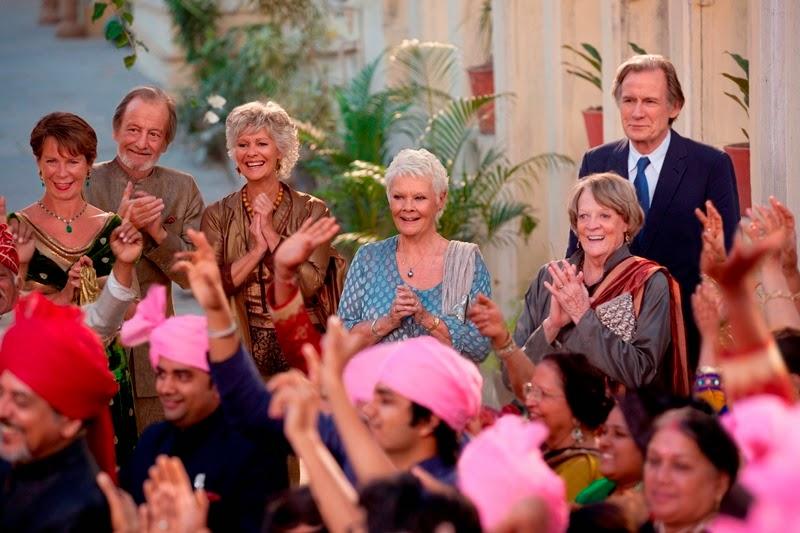 Druhý báječný hotel Marigold (The Second Best Exotic Marigold Hotel) – Recenze