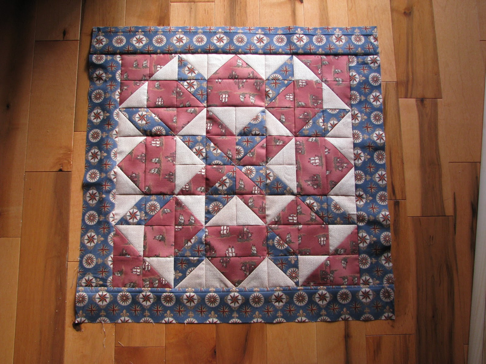 Dizzy Quilts Mini Quilts