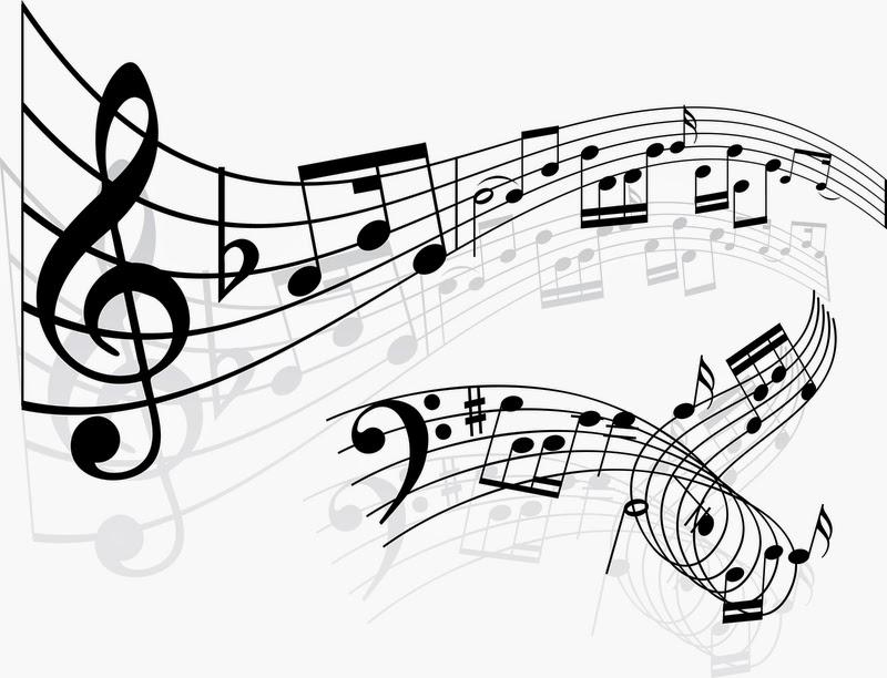 Music Clip Art Illustrations