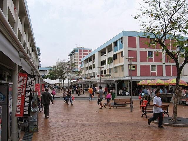 Bedok NEw Town