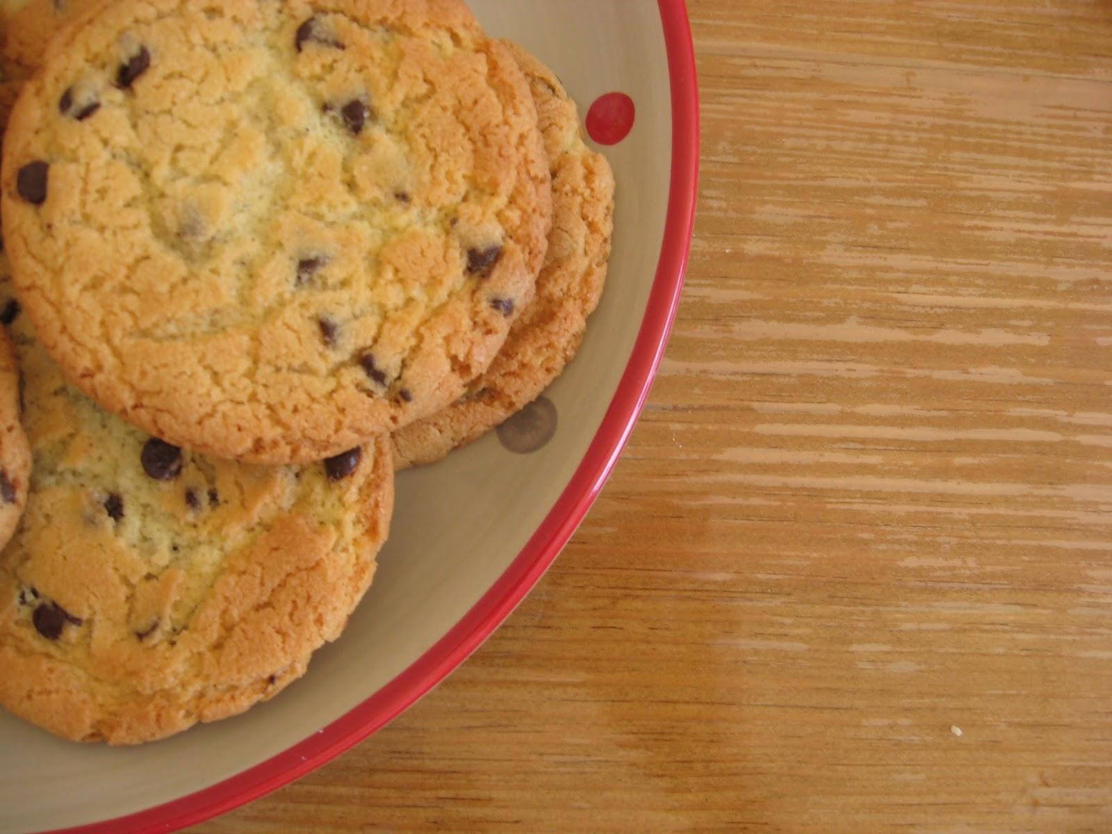 cookies chocolat pépites meilleurs