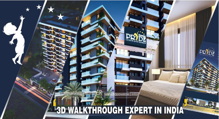 Corporate Building Design | 3D Rendering