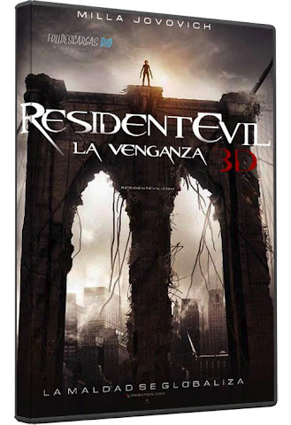 Descargar Resident Evil Retribution DVDRip Español Latino 2012