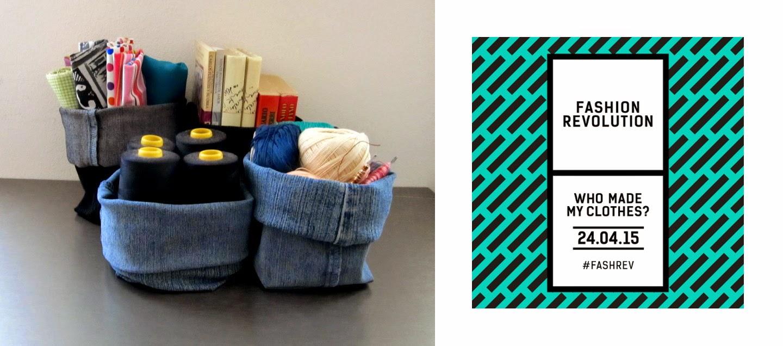 Orlosubito it con i jeans un cestino portatutto tutorial - Cestini portatutto ...