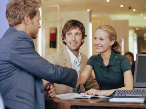 Servicio al cliente - Una correcta atención y trato es el inicio de una relación con su empresa