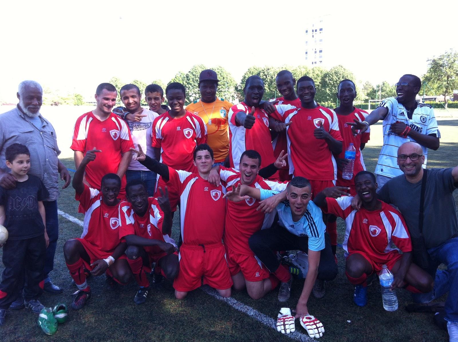 Rouen Sapins Football Club Grand Mare