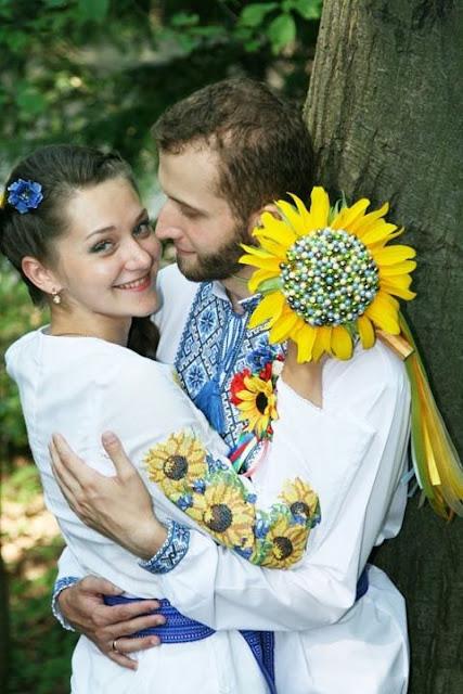 Весілля у Львові, Україна