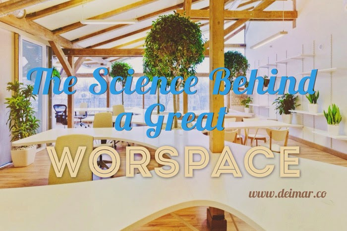 The Science Behind A Great Workspace