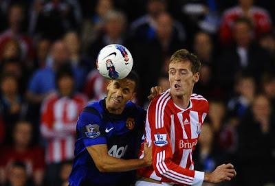 Prediksi Skor Manchester United vs Stoke City