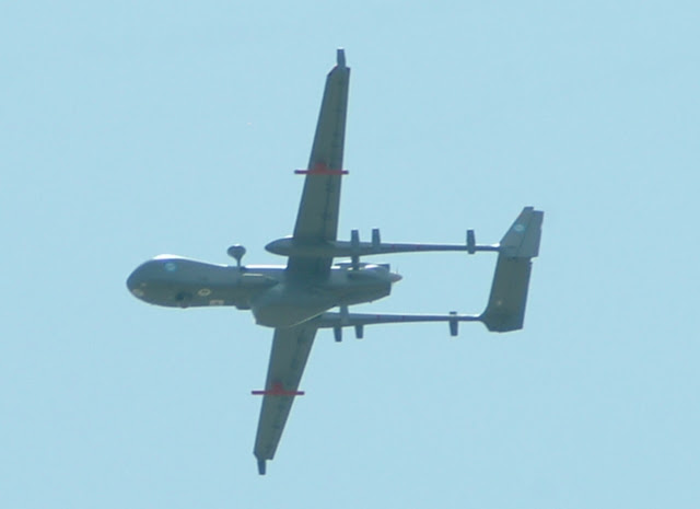 Heron TP MALE UAV