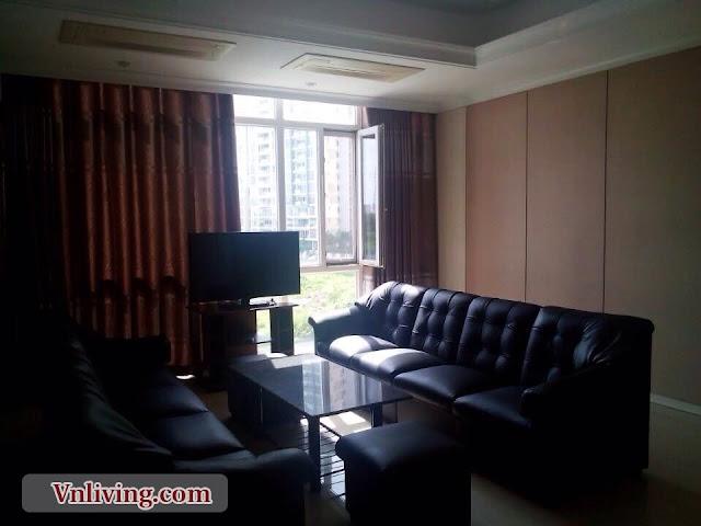 Livingroom Imperia apartment 115 sqm 3 bedroom for rent