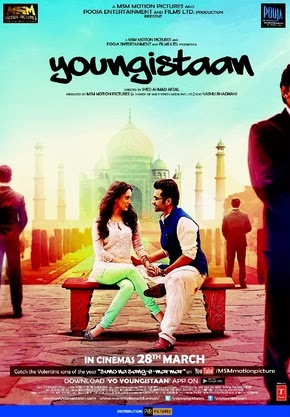 Youngistaan (2014) Movie Full HD Mp4 Video Songs Download