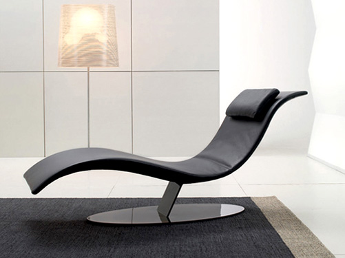 Modern minimalist lounge chairs for living room interior for Living room lounge chair