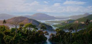 Paisajes Montanas Selvas Cuadros