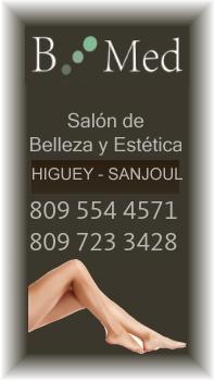 B - MED Salon de Belleza y estetica HIGUEY