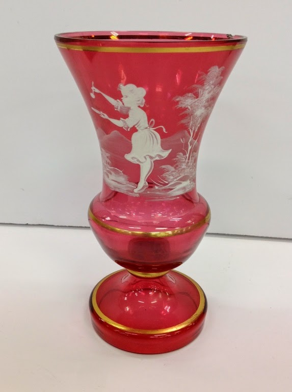 Bristol Ruby Glass