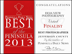 Finalist, or runner up, in the category of Best Photographer for Jefferson County