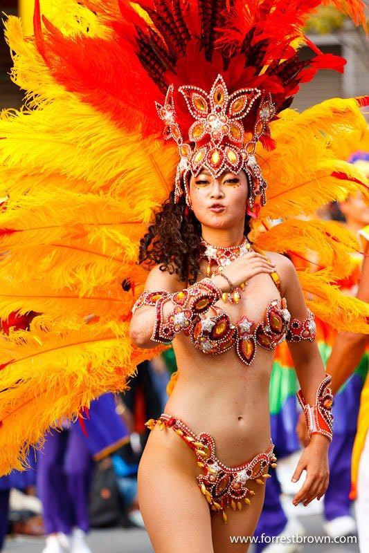 Japan – 2010 Asakusa Samba Carnival – Sexy, 28.08.2010