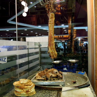 lamb in istanbul