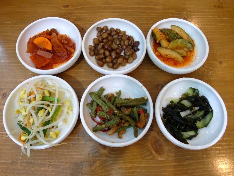 Manna Story JCube Korean Food