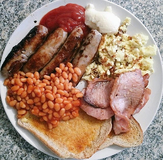 Cooking Full English - Bearded Couture