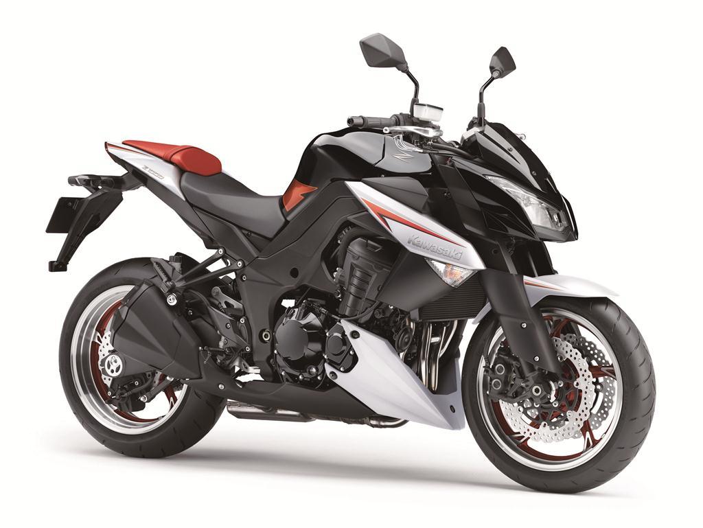 Kawasaki Z1000 Special Edition 2013 more fierce and aggressive ...