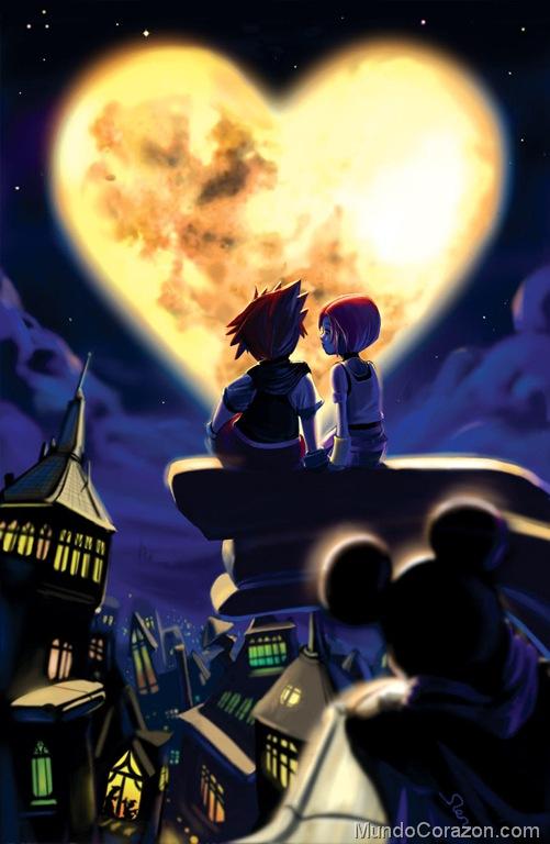 Imagenes de anime amor
