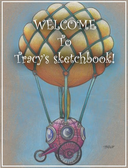 Tracy's Sketchbook