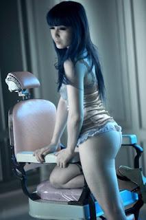 Foto Hot Model Indonesia Azhyie Yoesoef