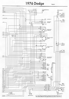 Free Auto    Wiring       Diagram        1976    Dodge Aspen Rear Section