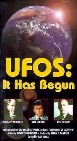 UFO: It Has Begun