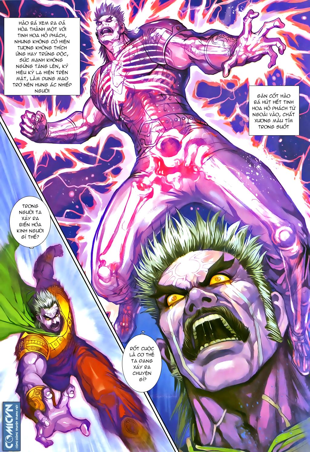Thần binh huyền kỳ 3 - 3.5 Chapter 82 - Hamtruyen.vn
