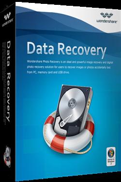 Capa Wondershare Data Recovery Torrent